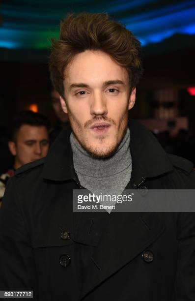 James Stewart attends the world premiere press night performance of 'Nativity The Musical' at Eventim Apollo Hammersmith on December 14 2017 in...