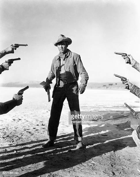 James Stewart in The Man From Laramie