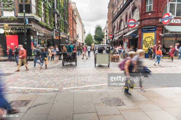james street, covent garden - covent garden - fotografias e filmes do acervo