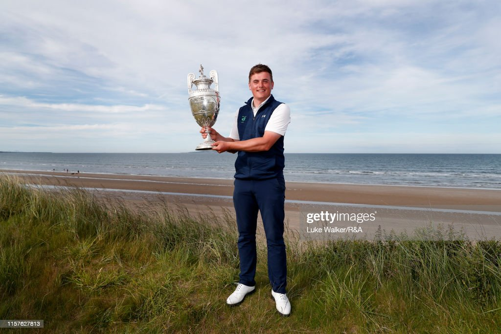 R&A Amateur Championship - Day Six : News Photo