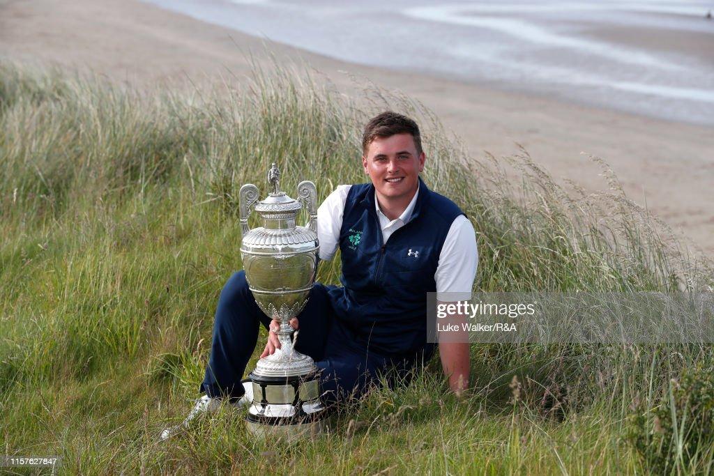 R&A Amateur Championship - Day Six : News Photo