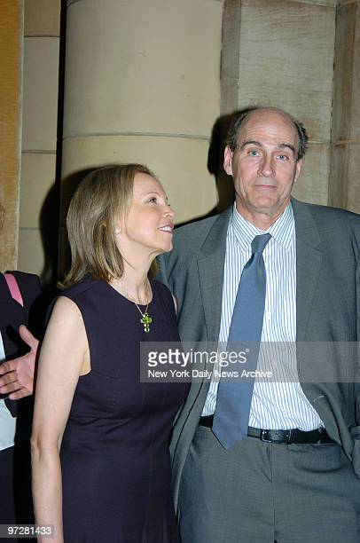 James Taylor and wife Kim Taylor are at Cipriani 42nd St for the annual New York Forces for Nature gala benefiting the Natural Resources Defense...