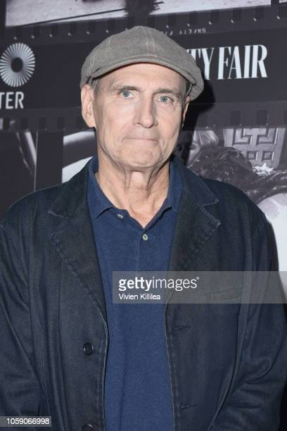 James Taylor attends Joni 75 A Birthday Celebration Live At The Dorothy Chandler Pavilion on November 7 2018 in Los Angeles California