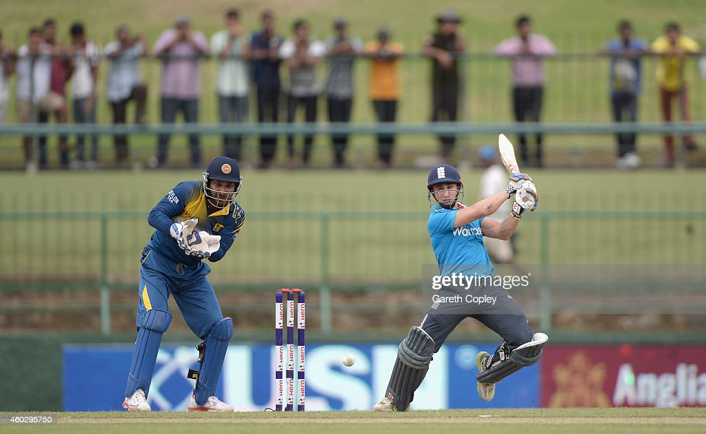 Sri Lanka v England - 5th ODI : News Photo
