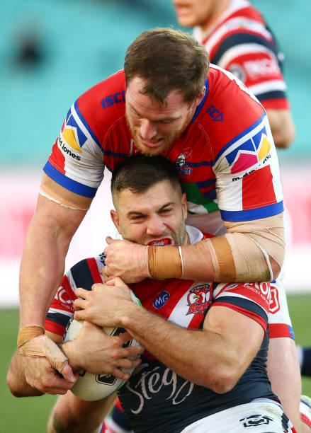 AUS: NRL Rd 18 - Roosters v Knights