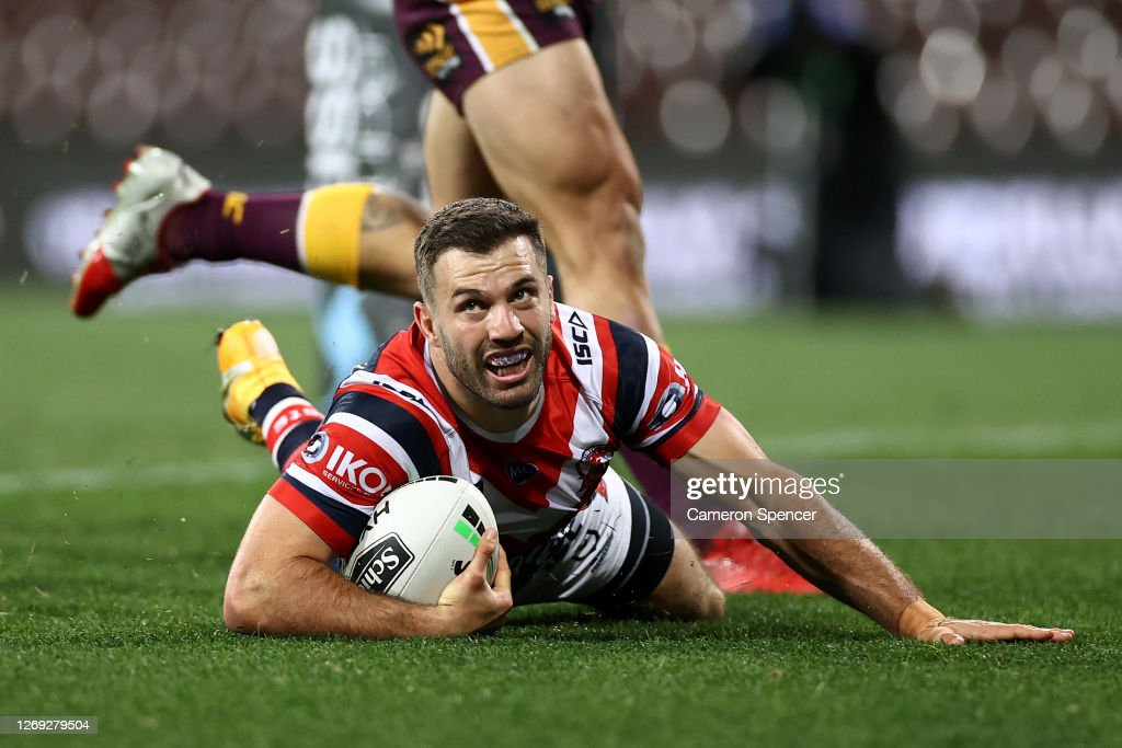 NRL Rd 16 - Roosters v Broncos : News Photo