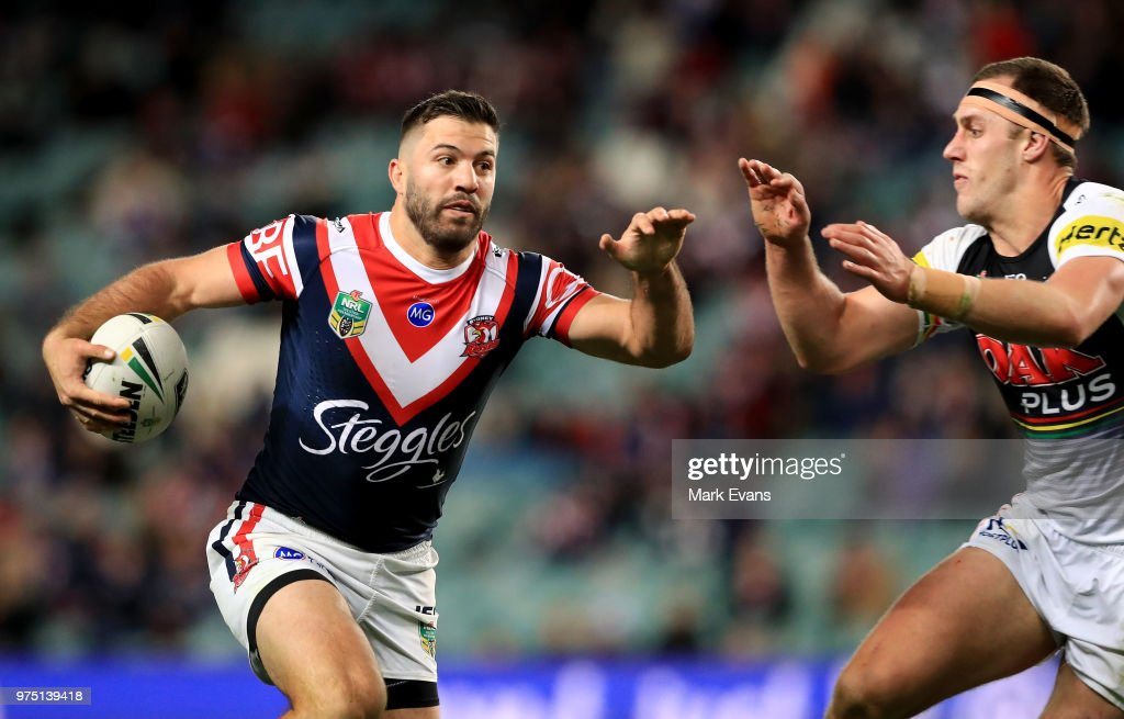 NRL Rd 15 - Roosters v Panthers : News Photo