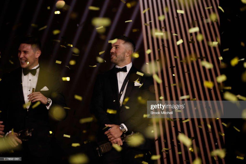 2019 Dally M Medal : News Photo