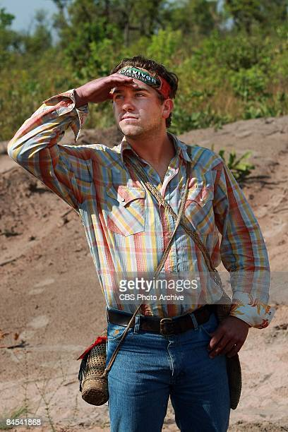 James Thomas 'JT' Jr during the first episode of SURVIVOR TOCANTINS THE BRAZILIAN HIGHLANDS The eighteenth installment of the Emmy Awardwinning...