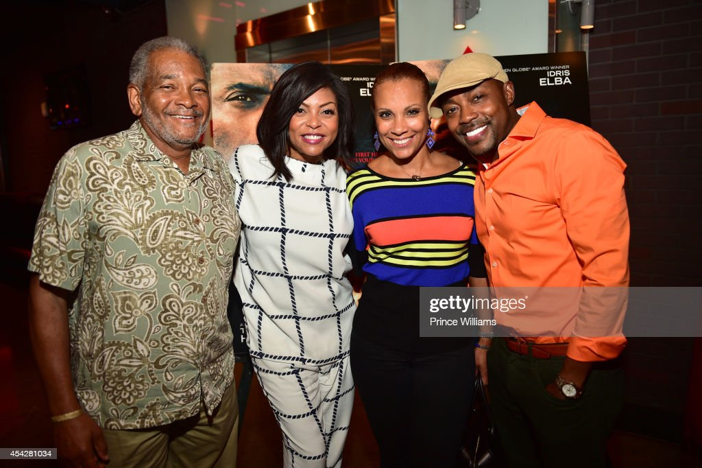 Atlanta Screening Of NO GOOD DEED With Taraji P. Henson And Will Packer : Foto jornalística