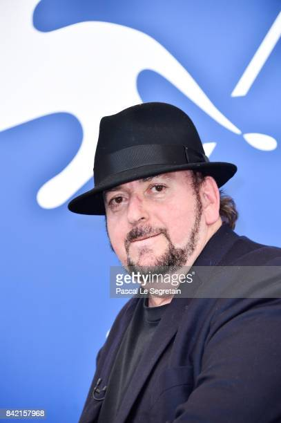 James Toback attends the 'The Private Life Of A Modern Woman' photocall during the 74th Venice Film Festival at Sala Casino on September 3 2017 in...
