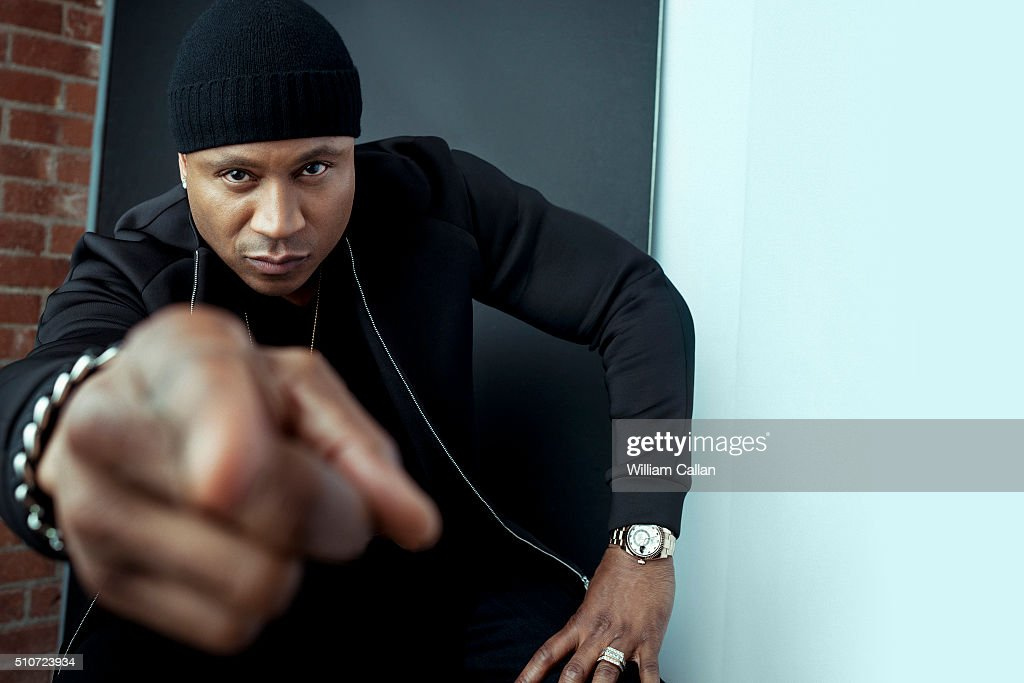 LL Cool J, The Wrap, February 12, 2016