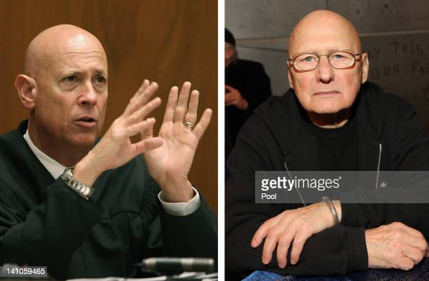 In this composite image a comparison has been made between Larry Paul Fidler and actor James Tolkan James Tolkan will reportedly play Larry Paul...