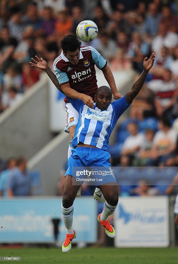 Colchester United v West Ham United - Pre Season Friendly