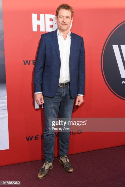 James Tupper attends Westworld Season 2 Los Angeles Premiere on April 16 2018 in Los Angeles California