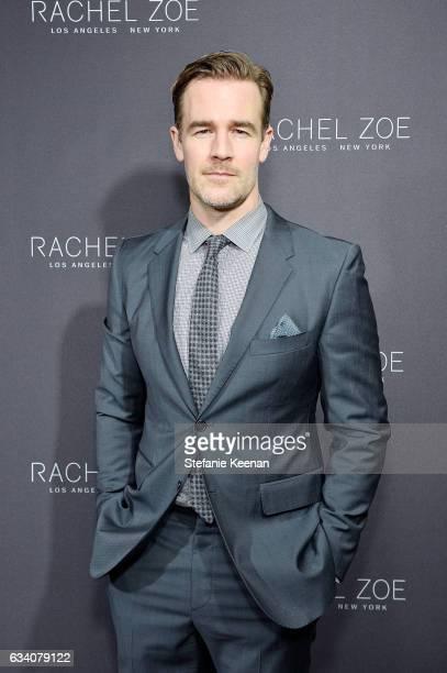 James Van Der Beek attends Rachel Zoe's Los Angeles Presentation at Sunset Tower Hotel on February 6 2017 in West Hollywood California