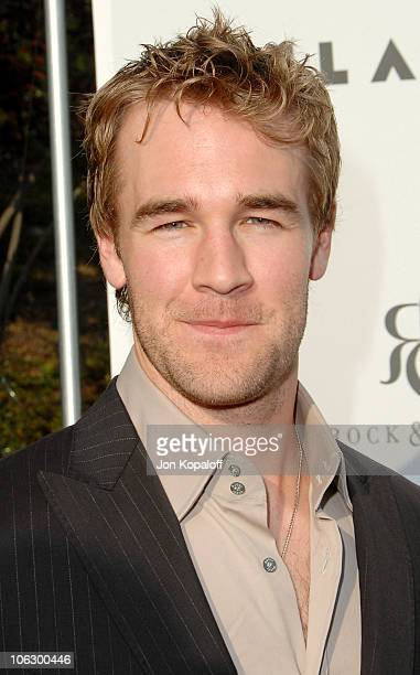 James Van Der Beek during Sixth Annual Chrysalis Butterfly Ball Arrivals at Home of Susan Harris Hayward Kaiser in Mandeville Canyon California...