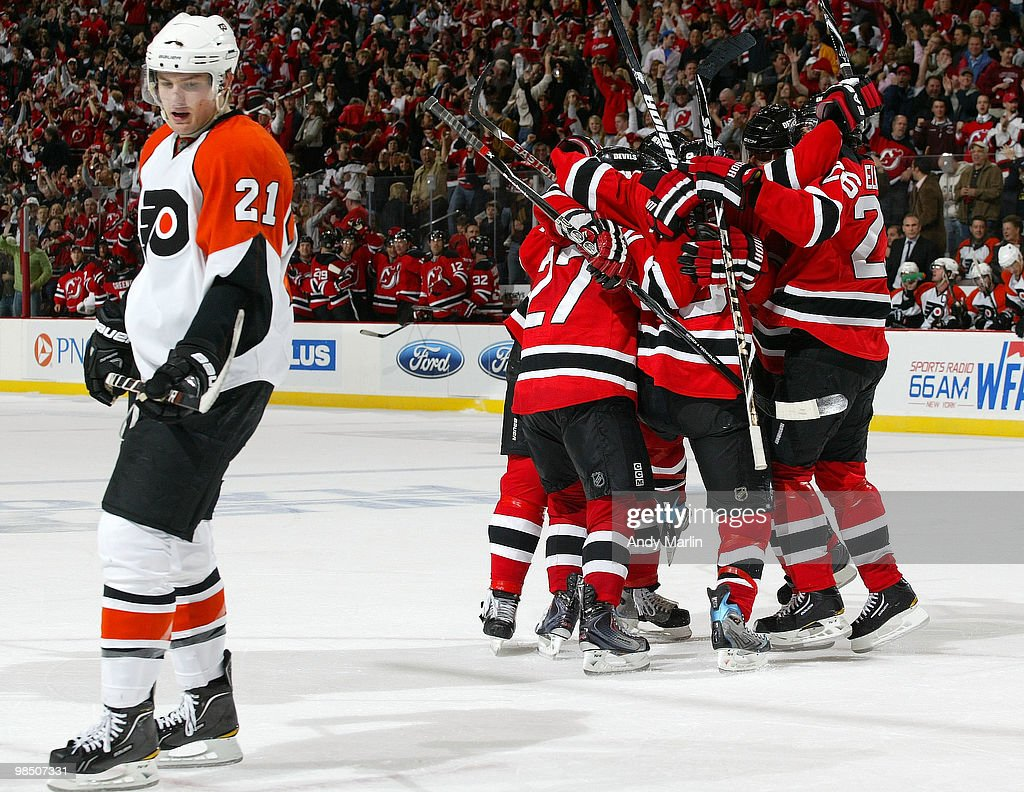Philadelphia Flyers v New Jersey Devils - Game Two