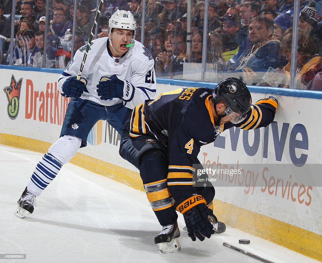Toronto Maple Leafs v Buffalo Sabres : News Photo