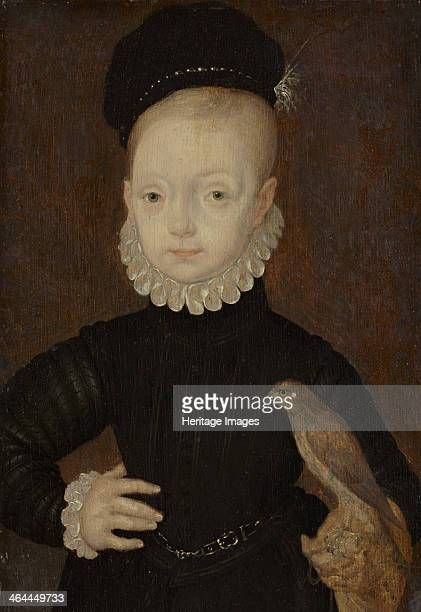 James VI and I King of Scotland as child 1574 Found in the collection of the National Gallery of Scotland Edinburgh
