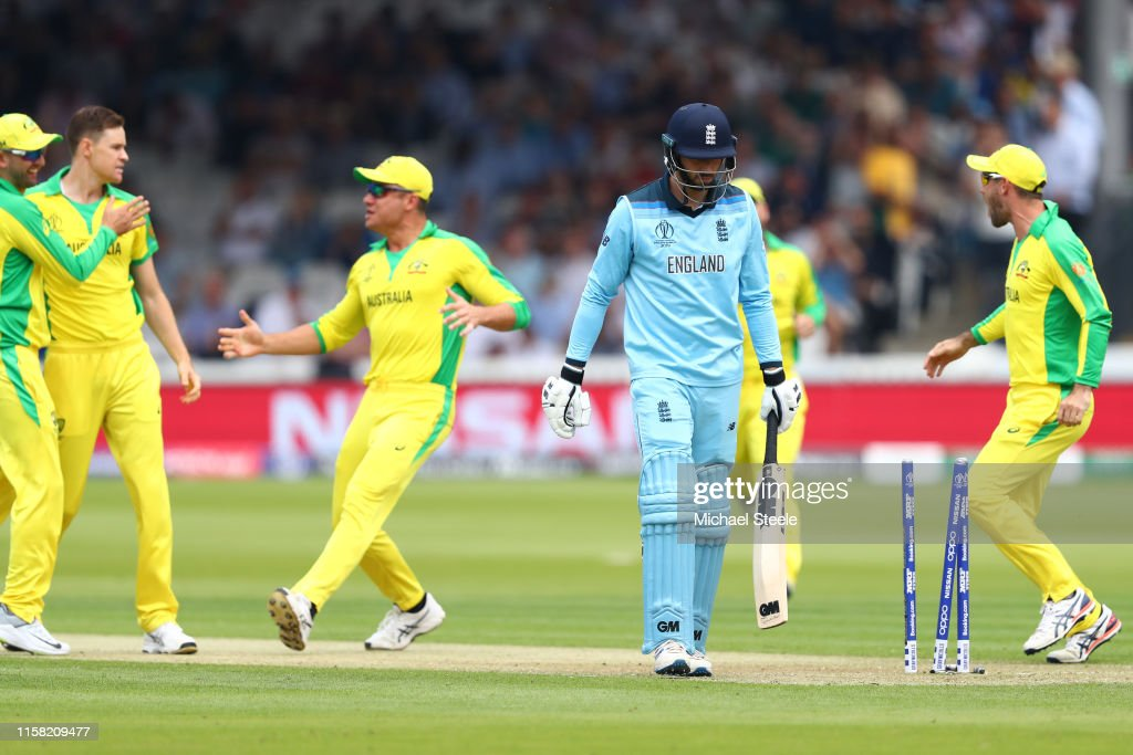 England v Australia - ICC Cricket World Cup 2019 : News Photo