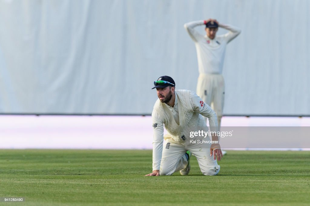 New Zealand v England - 2nd Test: Day 5