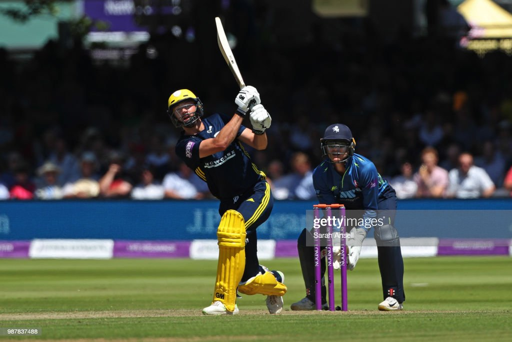 Kent v Hampshire: Royal London One-Day Cup Final : News Photo