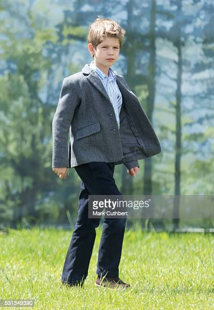James Viscount Severn attends The Royal Windsor Horse Show on May 14 2016 in Windsor England
