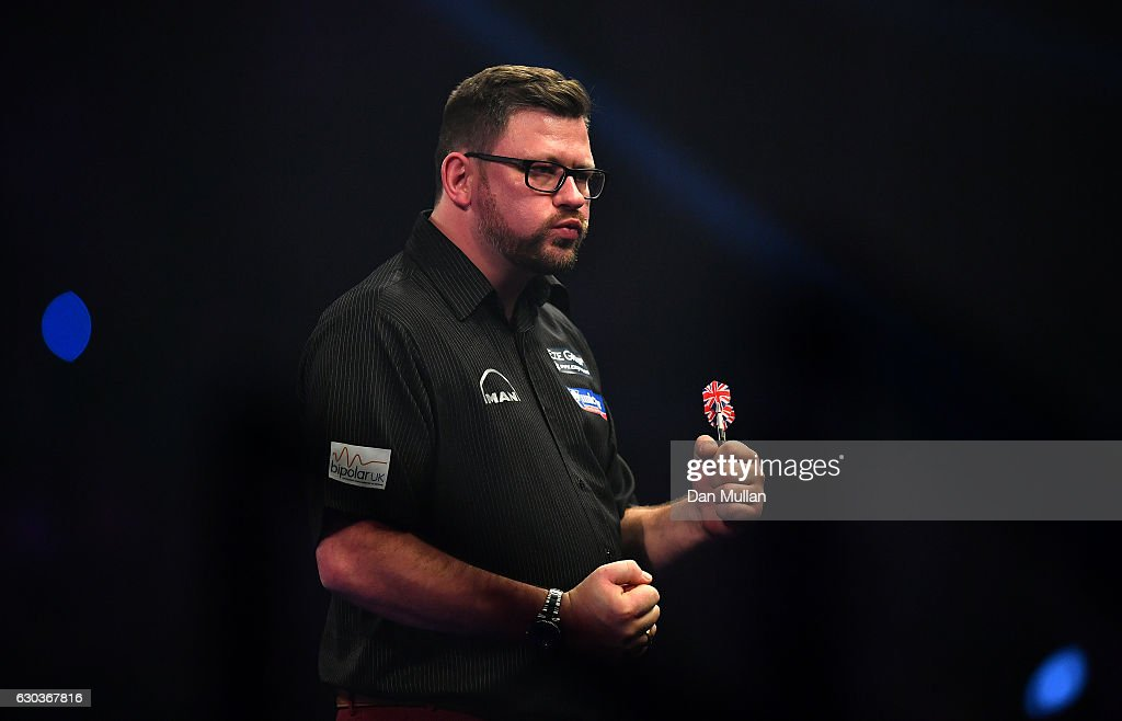 2017 William Hill PDC World Darts Championships - Day Seven