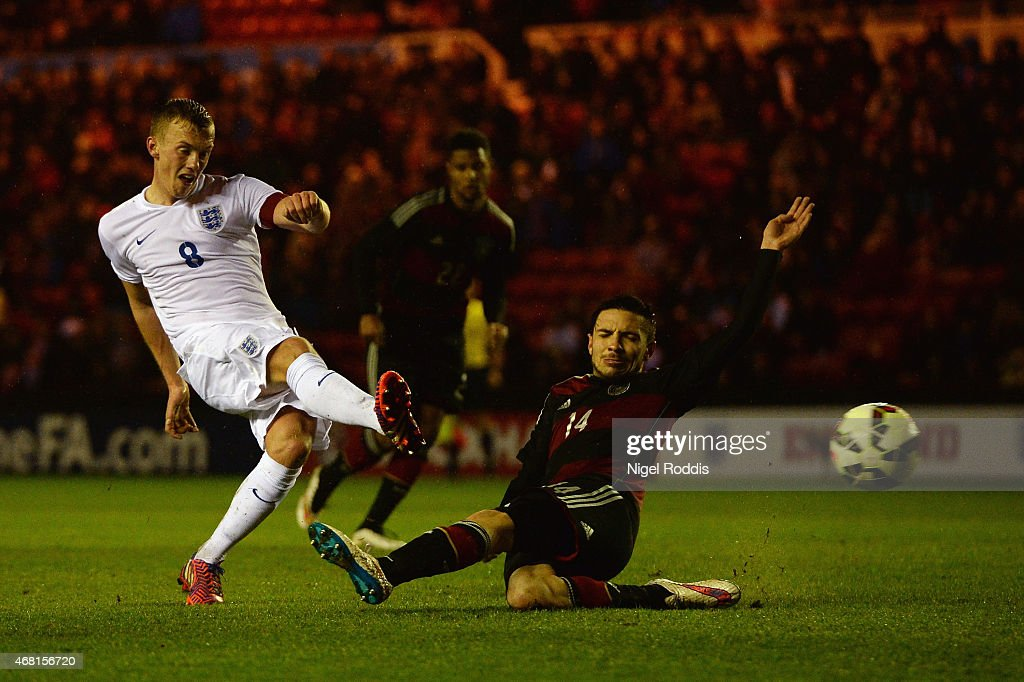 U21 England v U21 Germany - International Friendly