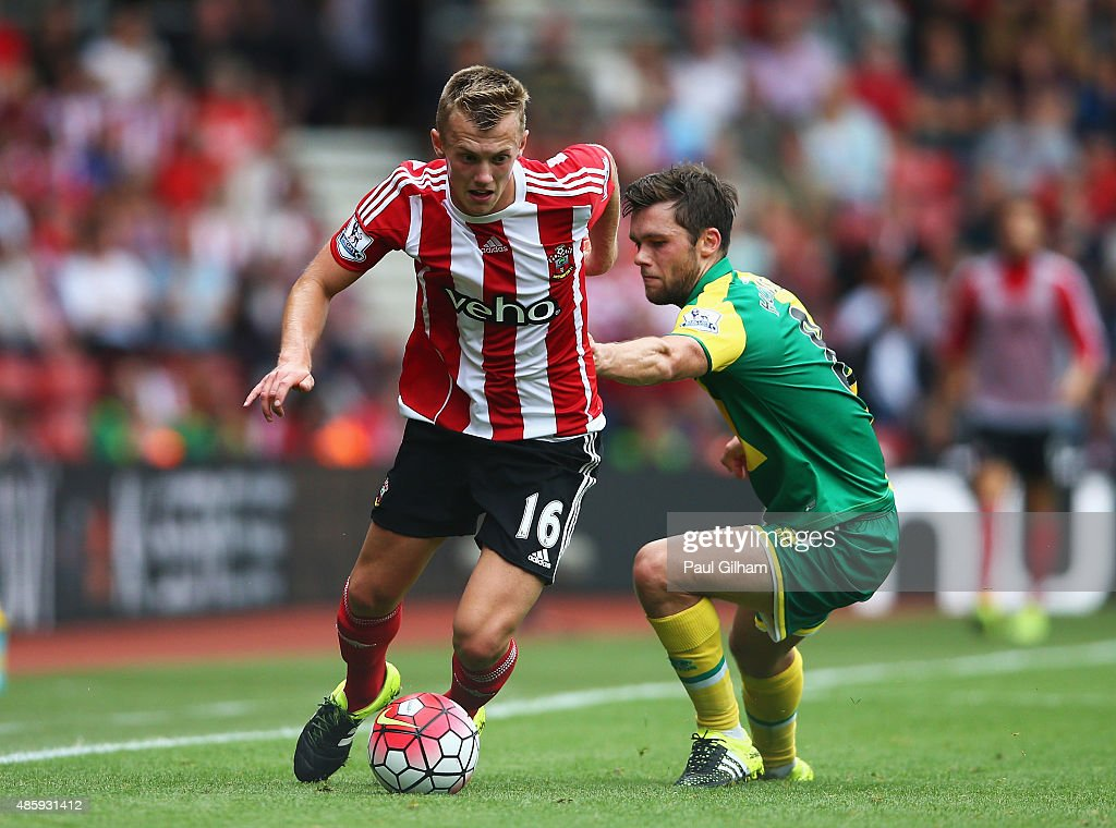 Southampton v Norwich City - Premier League : News Photo