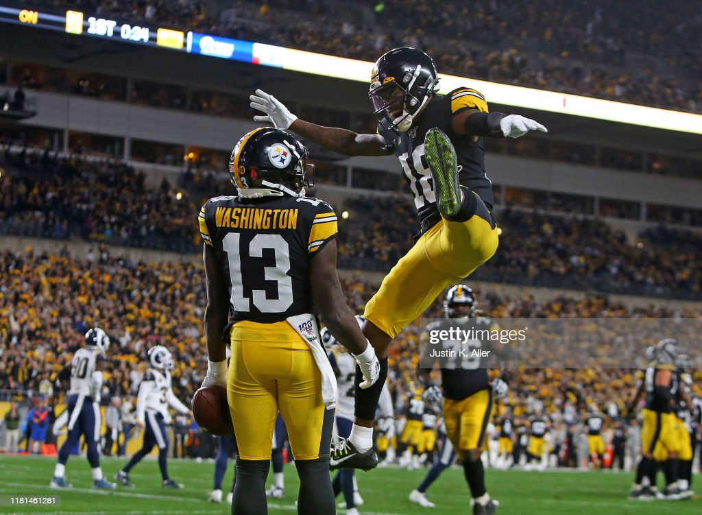 Los Angeles Rams v Pittsburgh Steelers : News Photo