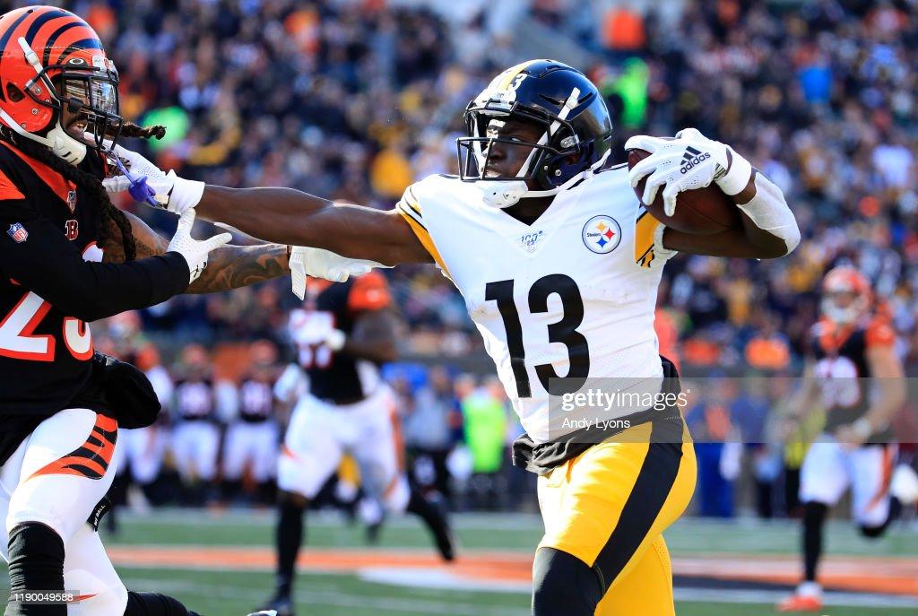 Pittsburgh Steelers vCincinnati Bengals : News Photo