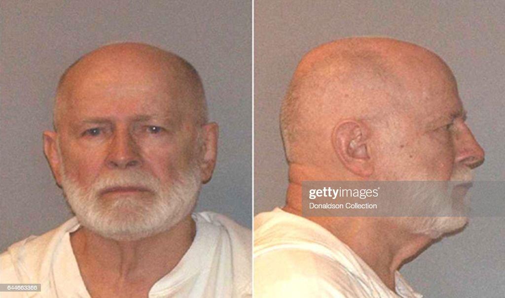 James 'Whitey' Bulger Mugshot : News Photo