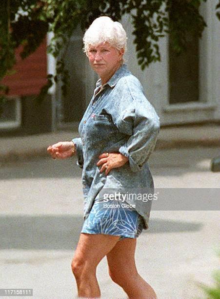 James Whitey' Bulger's former girlfriend Teresa Stanley
