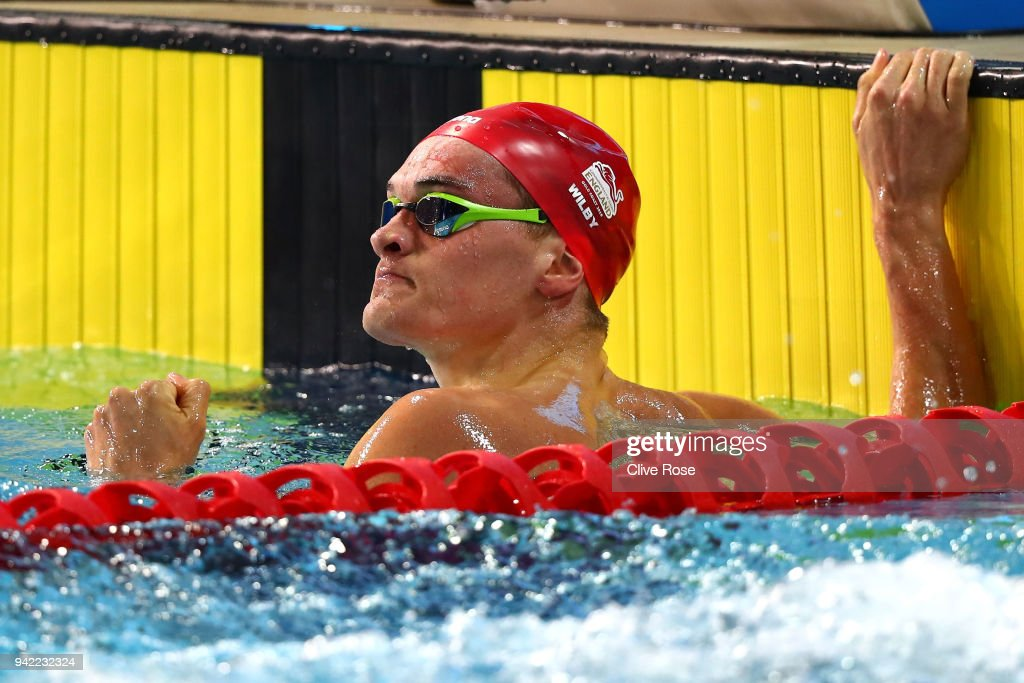 Swimming - Commonwealth Games Day 1 : News Photo