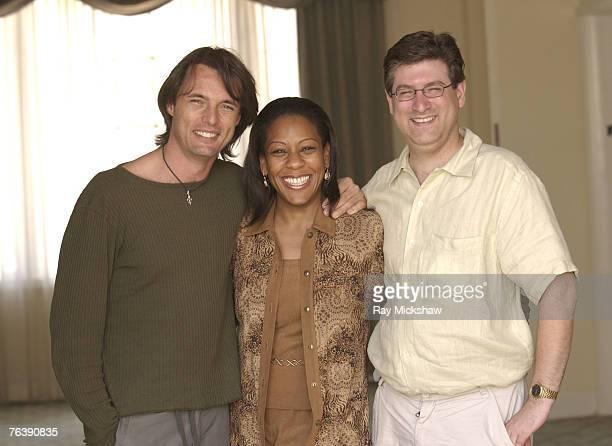 James Wilder ActorMonica R Cooper Producer and David Lasdon Director Mind Games The Gulf Stream Hotel The 8th Annual Palm Beach International Film...