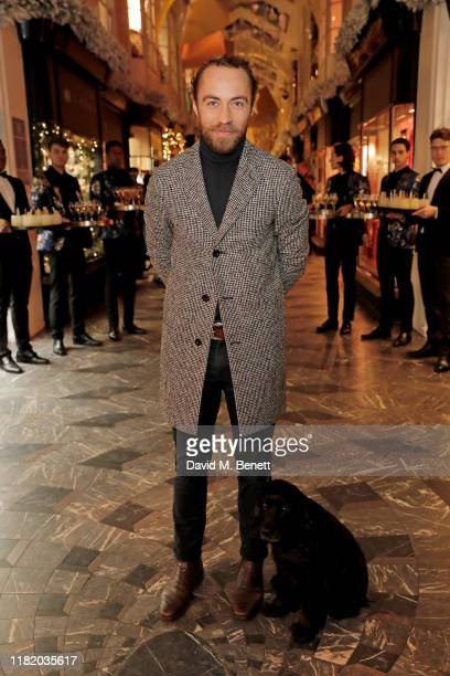 James William Middleton attends the launch of the 200th Burlington Christmas at Burlington Arcade on November 12, 2019 in London, England.