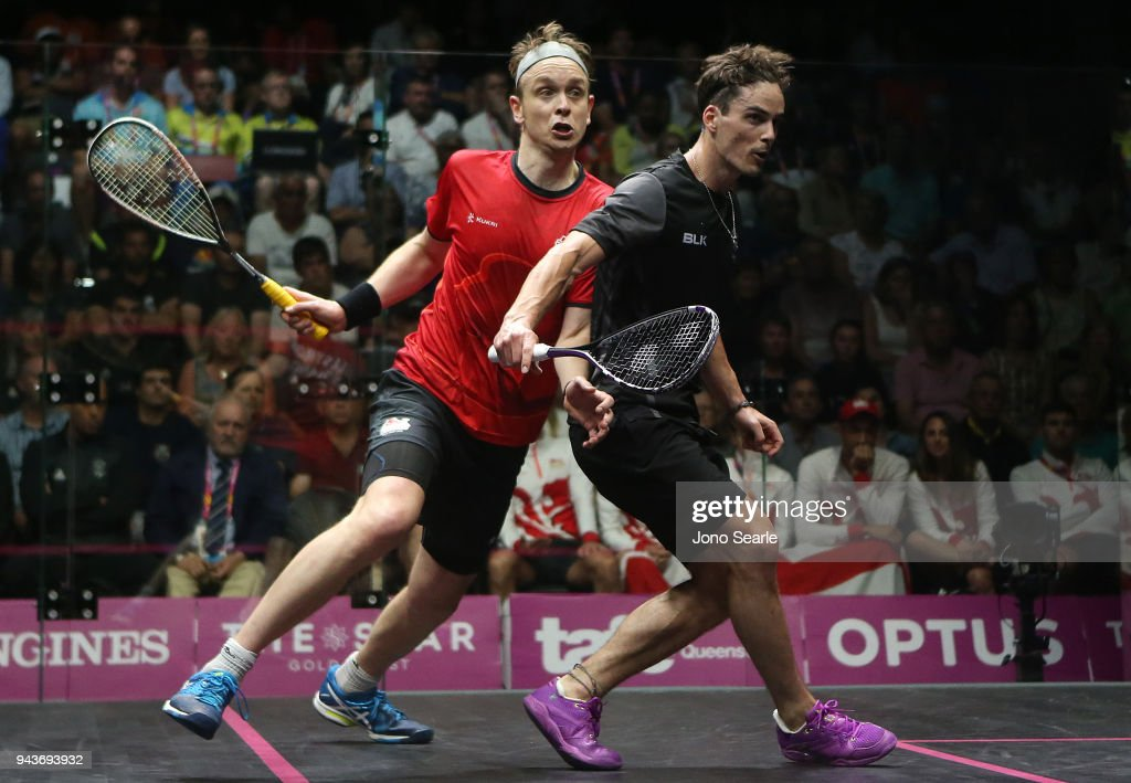 Squash - Commonwealth Games Day 5 : News Photo