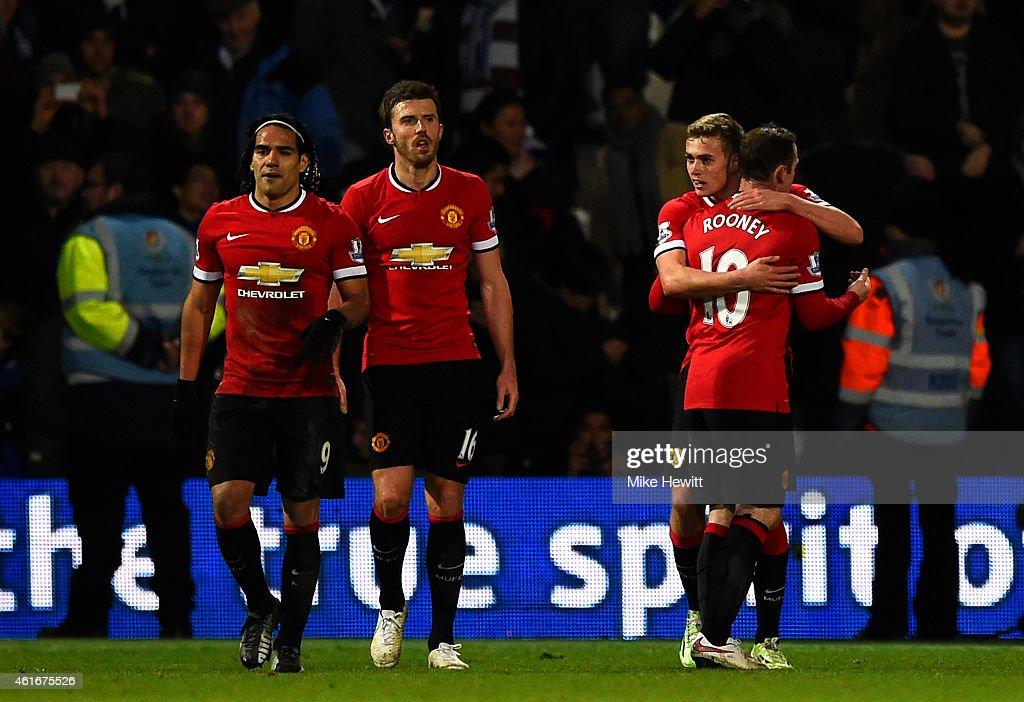 Queens Park Rangers v Manchester United - Premier League : News Photo