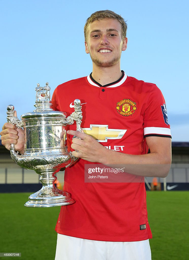 Manchester United v Manchester City: Manchester Senior Cup Final : News Photo