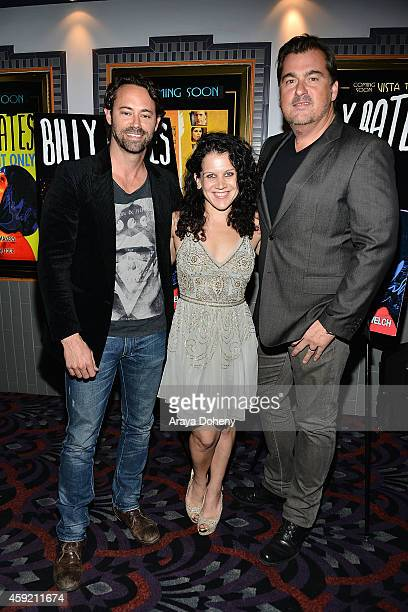 James Wirt Jennifer DeLia and Burton Machen attend the BILLY BATES LA Premiere Directed By Jennifer DeLia Starring James Wirt And Savannah Welchl...