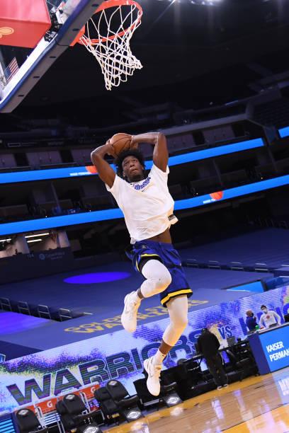 CA: New York Knicks v Golden State Warriors