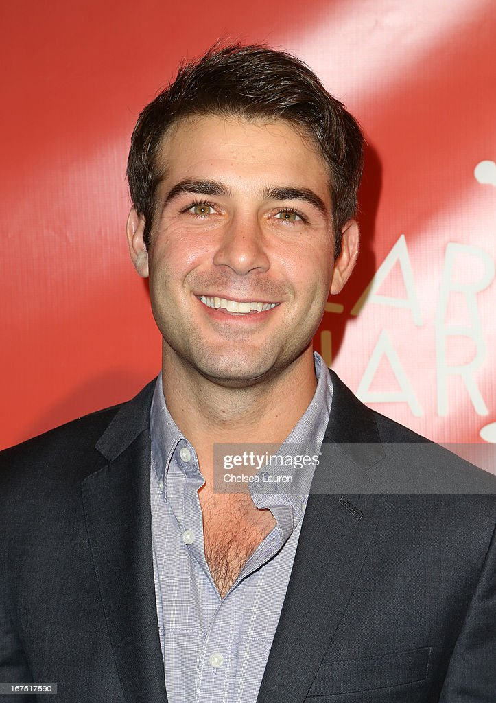 James Wolk attends the Second Annual Hilarity For Charity benefiting The Alzheimer's Association at the Avalon on April 25, 2013 in Hollywood, California.