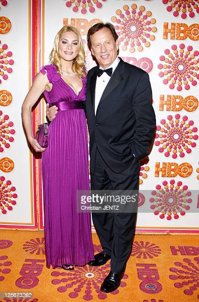 James Woods and Ashley Madison arrive at HBO's Annual Emmy Awards Post Award Reception Arrivals on September 18 2011 in Los Angeles California