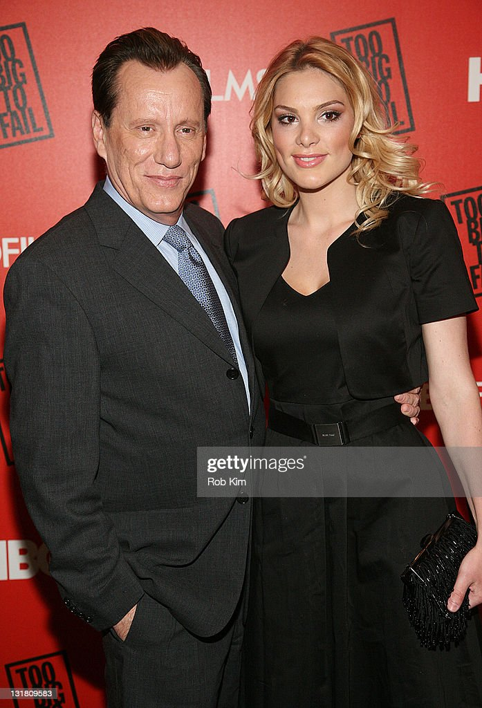 """Too Big To Fail"" New York Premiere : News Photo"