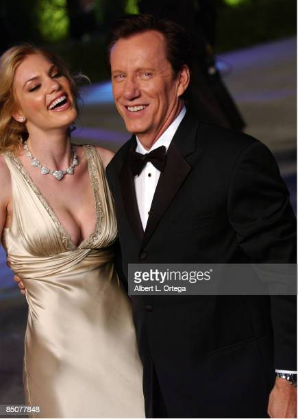 James Woods and Ashley Madison