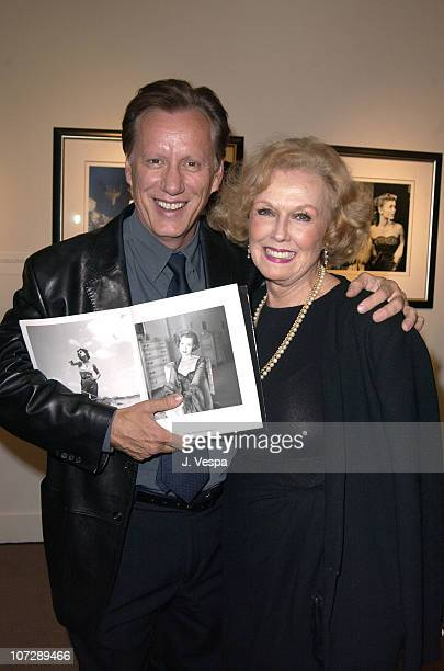 James Woods and Noreen Nash during People Magazine and a Diamond is Forever Auction Never-Before-Seen Photos From Hollywood's Golden Age to benefit...