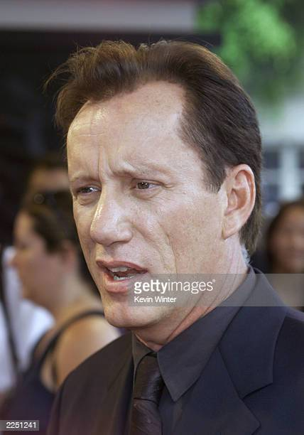 James Woods at the premiere of 'Final Fantasy: The Spirits Within' at the Bruin Theater in Los Angeles, Ca. 7/2/01. Photo by Kevin Winter/Getty...