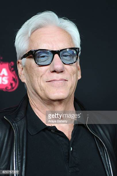 James Woods attends the premiere of Open Road Films' 'Bleed For This' at Samuel Goldwyn Theater on November 2 2016 in Beverly Hills California